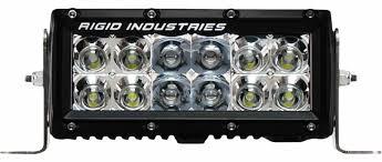 cree light bar review rigid industries 6 e series led light bar review