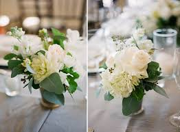 white centerpieces bouquet breakdown green and white wedding bouquet plus