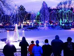 when do the zoo lights start wildlights at the columbus zoo and aquarium oh ohio find it here