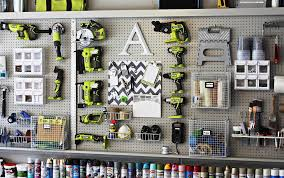 Garage Wall Organizer Grid System - garage wall organizer grid system u2014 indoor outdoor homes best