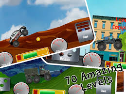 monster truck car racing games monster truck racing game android apps on google play