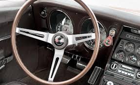 1968 corvette interior corvette 1968 interior cars from the 60 70