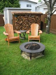 Firepit Mat Gallery Of Pit On Wooden Deck Firepit Goals Pits