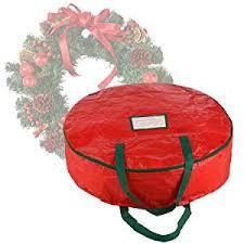 stor wreath storage bag for