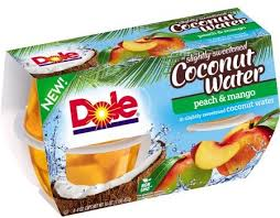 dole fruit bowls free dole fruit bowls at walmart faithful saver