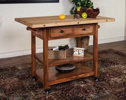 Butcher Block Microwave Cart Butcher Block Kitchen Cart Microwave Wooden Butcher Block