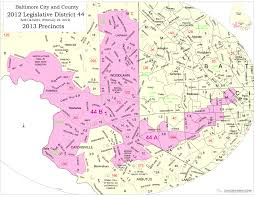 Baltimore City Map Redistricting In Woodlawn Windsor Mill U2013 Northwest Voice