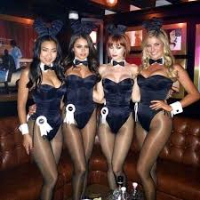Halloween Playboy Costumes Diy Playboy Bunny Costume Maskerix