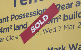 in house jump in house sale numbers as prices dip slightly radio