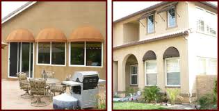 Custom Awning Windows Window Awnings Custom Fixed And Retractable Riverside San