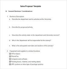 sample sales proposal expin memberpro co