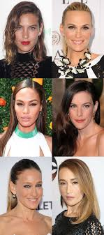 face shapes and hairstyles to match how to figure out your face shape in 4 steps beautyeditor