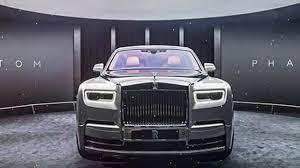 wow 2018 rolls royce phantom viii first look it u0027s all new