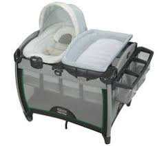 pack and play with bassinet and changing table graco pack n play playard newborn napper station dlx in manor