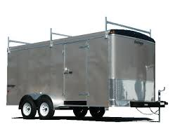 Cargo Trailer Awning Champion Enclosed Car Trailers Homesteader Trailers