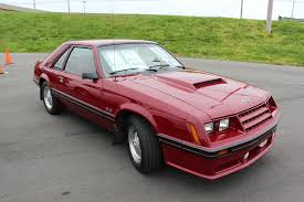 1982 mustang glx 1982 ford mustang gt hatchback fords pony car t flickr