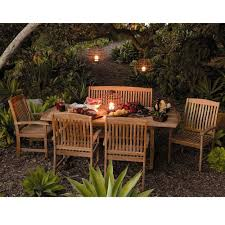 Wood Patio Dining Table by Wood Patio Dining Set Wood Patio Dining 1000 Images About