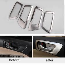 toyota camry interior door handle for toyota camry 2015 auto part inner door handle cover interior