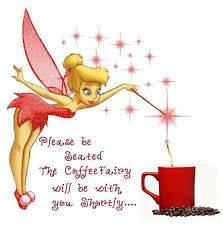 tinkerbell the coffee pictures photos and images for