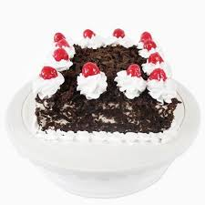 square cake black forest square cake online cake delivery in delhi sweetfrost