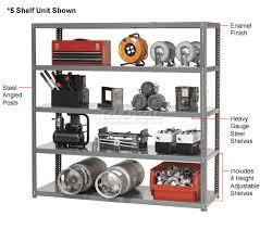Heavy Duty Steel Shelving by Shelving Steel Heavy Duty Shelving Extra Heavy Duty Shelving