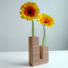 contemporary single flower vase decorative single flower vase