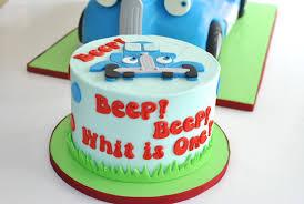 hope u0027s sweet cakes little blue truck cake