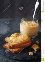 cuisine de a à z verrines cuisine scrambled eggs with sour and fish on