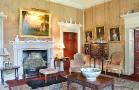 stately home interior pencarrow cornwall west country historic buildings