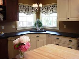 Two Colour Kitchen Cabinets Plain Two Tone Painted Kitchen Cabinets Ideas Inside Design
