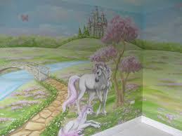 Girls Murals by Childrens Fairytale Wall Mural Girls Mural Taylin U0027s Bedroom