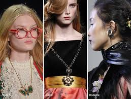 fall winter 2016 2017 accessory jewelry trends flora fauna