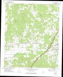 Mississippi State Map Sapa Topographic Map Ms Usgs Topo Quad 33089e2