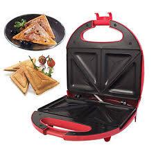 Easy Clean Toaster Sandwich Toaster Kitchen Appliances Ebay