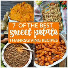 7 thanksgiving sweet potato recipes for a crowd for savings