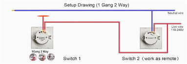 wiring diagram 2 way light switch ansis me