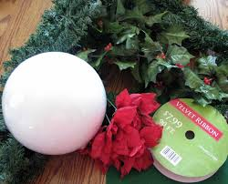 Large Outdoor Christmas Ornaments by Adventures Of D And V Adventures In Decorating Outdoor Christmas