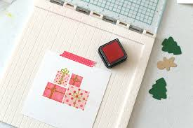pop up christmas cards we r memory keepers blog