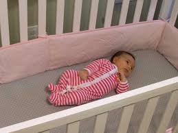 Baby Crib Bumpers Study Shows Increase In Infant Deaths Attributed To Crib Bumpers