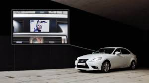 lexus drivers app lexus uses driving data to create real time portraits