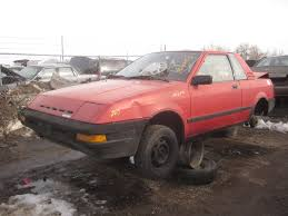 nissan pulsar junkyard find 1983 nissan pulsar nx the truth about cars