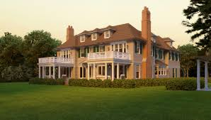 hither lane shingle style home plans by david neff architect