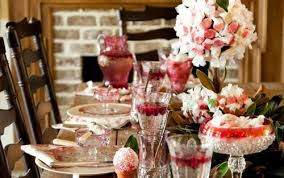 Christmas Dinner Centerpieces - top 100 christmas table decorations u2014 style estate