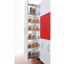 pull out tall kitchen cabinets kitchen cabinet organizer pull out pantry larder storage wire