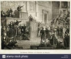chambre des deputes duchess of orleans in the chambre des députés 1848