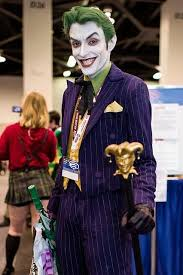 Joker Costume Halloween Joker Costume Idea Joker Costumes Joker Costume