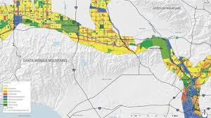 City Of Los Angeles Zoning Map by Maps And Guides Los Angeles River Revitalization