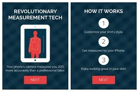 can an app be your tailor reviewing mtailor custom dress shirts