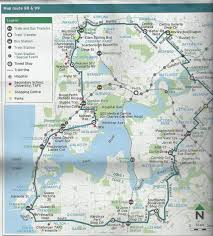 Map Routes by Perth Bus Map Perth Bus Routes Map Australia