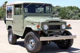 classic land cruiser for sale toyota 4x4 land cruisers